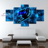 Fairy Tail Canvas Print | Fairy Tail Logo