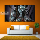 Fairy Tail Canvas Print, Gajeel | 1 to 5 Pieces