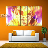 Fairy Tail Dragon Cry Canvas Print, Natsu Dragon Cry