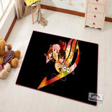 Fairy Tail Logo Carpet - Design A