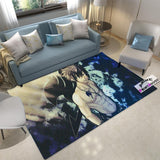 Fairy Tail Carpet , Gray Fullbuster Rug