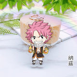 Fairy Tail Keychain in 5 Models | Free Conditional Item!