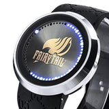 Fairy Tail Waterproof Touchscreen LED Watch - Anime Print House