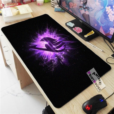 Fairy Tail Logo Mouse Pad, Oversize Anime Mouse Pad