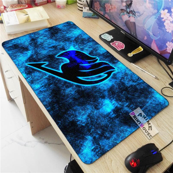 Fairy Tail Mouse Pad with Fairy Tail Logo