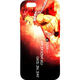 Fairy Tail Natsu Quoted Phone Case for iPhone & Galaxy