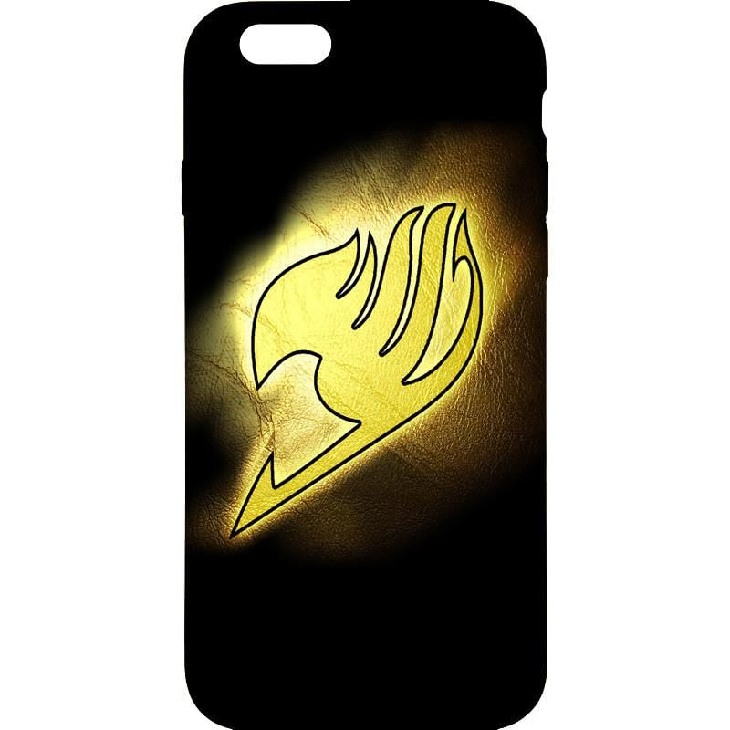 Free Gift Fairy Tail Symbol Phone Case For Iphone Samsung Anime