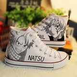 Fairy Tail Canvas Shoes - Anime Print House
