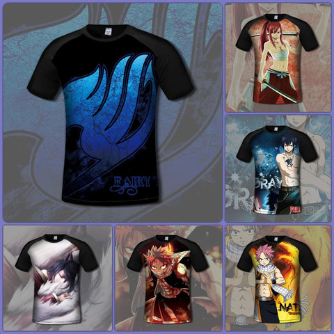 Fairy Tail T Shirt