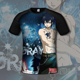 Fairy Tail T-Shirt | 6 Designs |B - Anime Print House