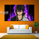 Fairy Tail canvas Print, Zeref Design | 1 to 5 Pieces
