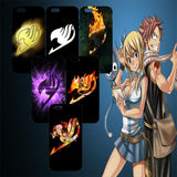 Free Gift Fairy Tail Symbol Phone Case for iPhone & Samsung