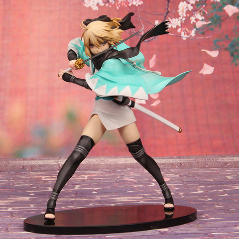 Fate Grand Order Sakura Saber PVC Figure