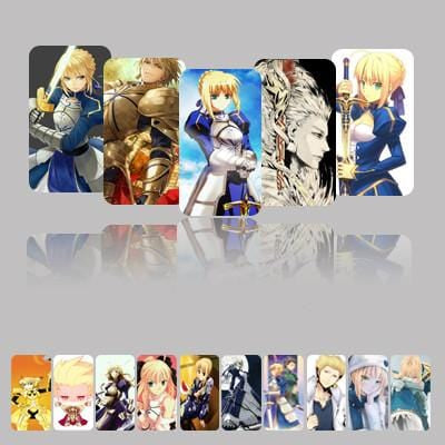 Free Gift Fate/Stay Night Phone Case for iPhone 5 & 6 - Anime Print House