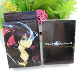 Free Gift Black Rock Shooter Poker Cards