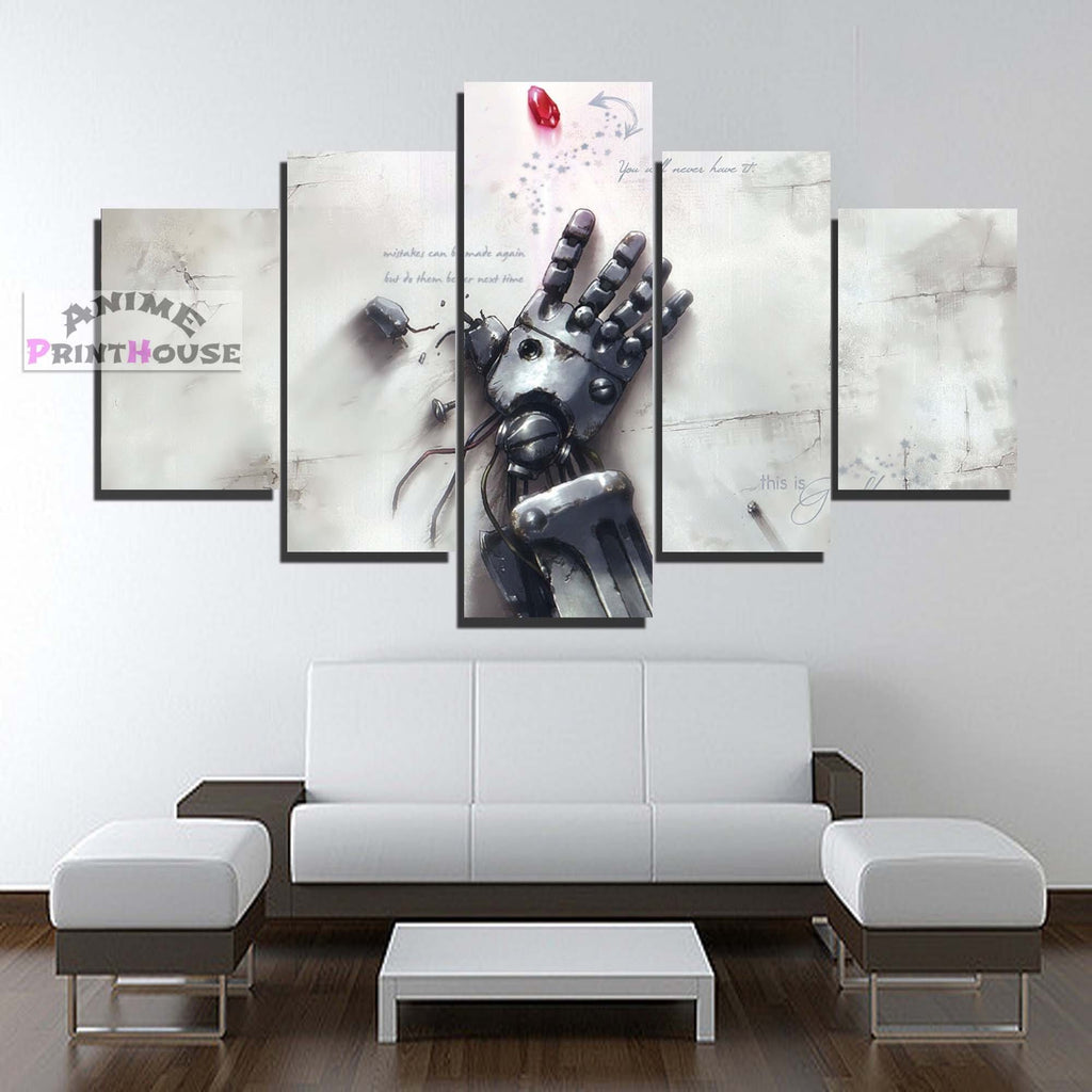 Anime Canvas Prints | Anime Canvas Painting – Anime Print House