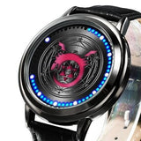 Fullmetal Alchemist Waterproof Touchscreen LED Watch