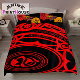 High School DXD Bedding Set & Blanket with Magic Circle