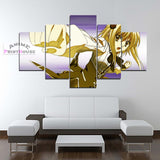 High School DxD Canvas Print | Koneko Toujou