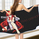 High School DXD Towel Featuring Rias Gremory