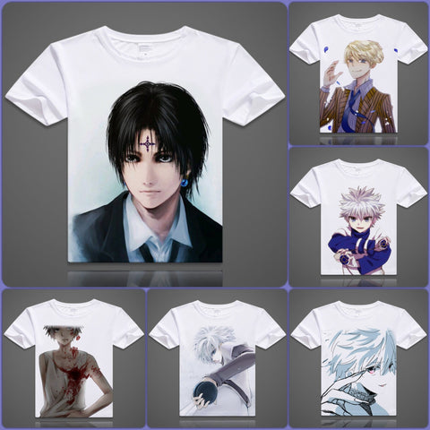 Hunter T-Shirt | Men & Women - 6 Designs - Anime Print House