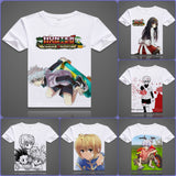 Hunter T-Shirt | Men & Women - 6 Designs|B - Anime Print House