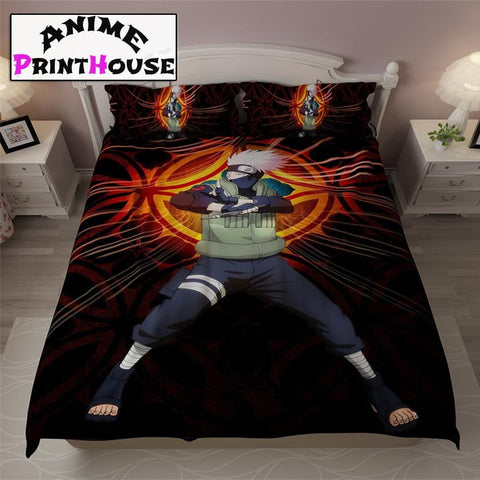 Attack On Titan Bed Sheets