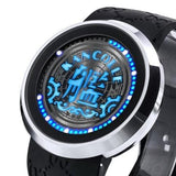 Kantai Collection Waterproof Touchscreen LED Watch - Anime Print House