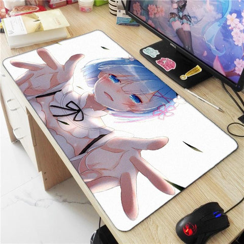 anime mouse pads oversize large anime mouse pads anime print house