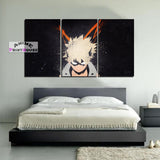 My Hero Academia Canvas Painting , Bakugou Katsuki
