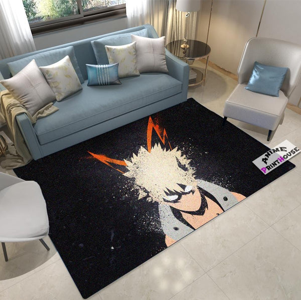 My Hero Academia Carpet, Anime Rug