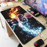 My Hero Academia Mouse Pad, Over Sized Anime Mouse Pad