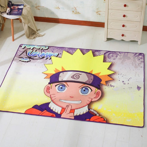 Naruto Themed Carpet & Rug | 1