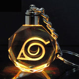Naruto LED Key chain Collection with Gift Box - Anime Print House
