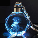 Naruto LED Key chain Collection with Gift Box