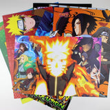 Conditional Free Gift | Naruto Posters | 8 Pieces!
