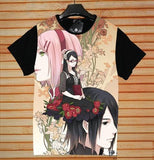 Naruto Series T-Shirt | 8 Different Designs - Anime Print House