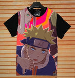 Naruto Series T-Shirt | 8 Different Designs