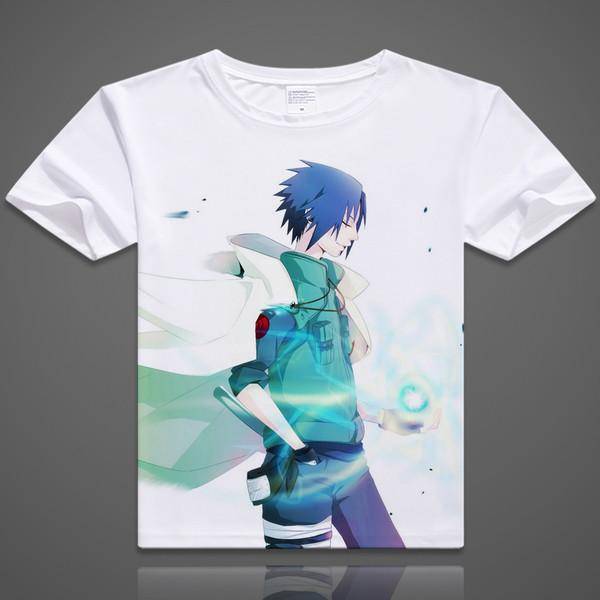 Naruto Anime T-Shirts - 9 Designs - Anime Print House