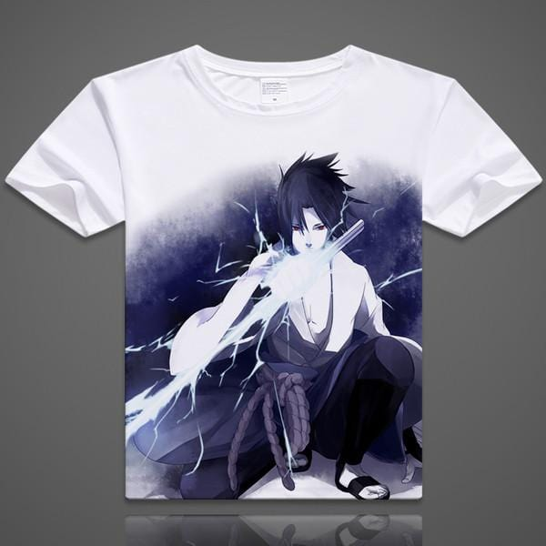 Naruto Anime T-Shirts - 9 Designs - B - Anime Print House