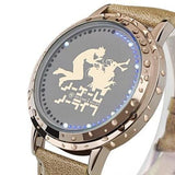 No Game No Life Waterproof Touchscreen LED Watch - Anime Print House