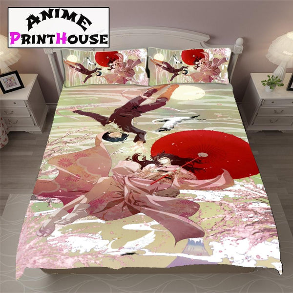 Noragami Bed Set Sheets Blanket Amp Covers Anime Bedding