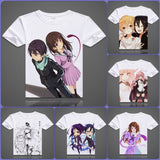 Noragami T-Shirts| Men & Women - 5 Designs - Anime Print House