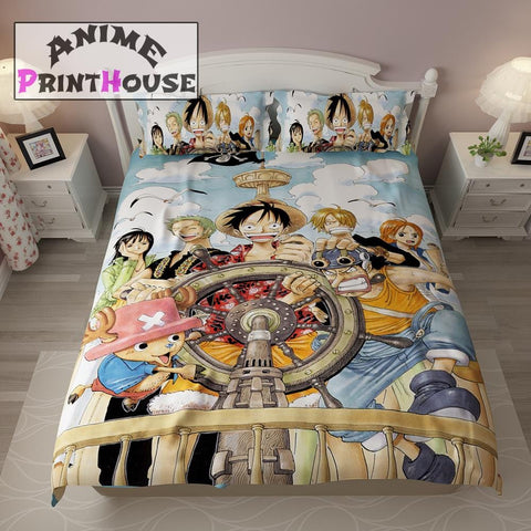 One Piece Bed Set, Blanket & Bed Sheets