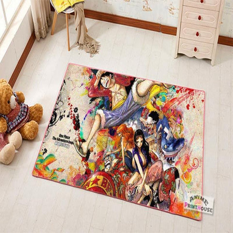 One Piece Carpet | All Characters Model 1