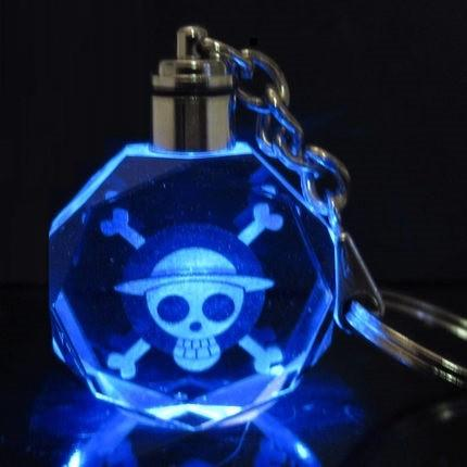 One Piece LED Key chain Collection with Gift Box