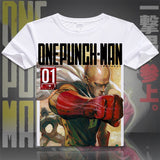 One Punch Man T-Shirt | Unisex - 9 Designs - Anime Print House