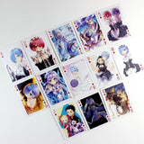 Free Gift Re Zero Playing Cards