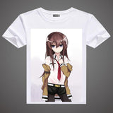 Steins Gate T-Shirt - A3 Printed Model 7