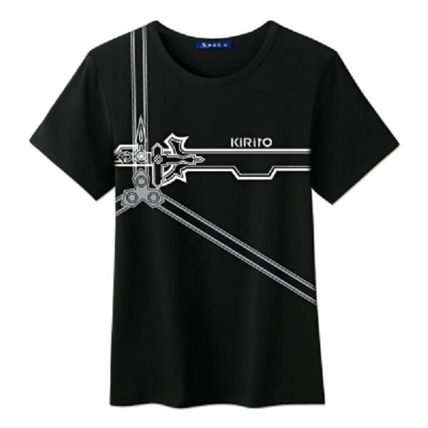Sword Art Online Special Edition Embossed T-Shirt